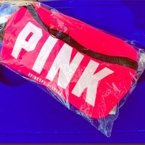 NWT Victoria's Secret PINK Fanny Pack in Neon Pink